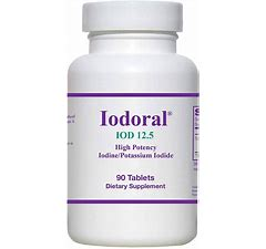 Iodoral 12.5mg 90
