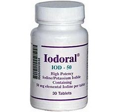 Iodoral 50mg 30