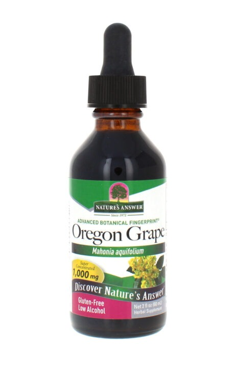 Oregon Grape LA 2oz