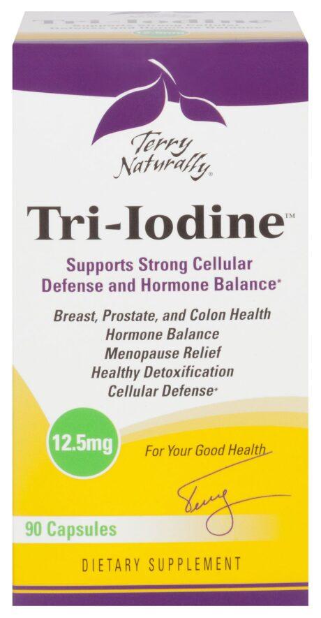 TriIodine 12.5 90