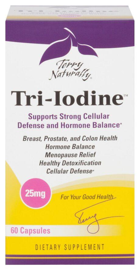 TriIodine 25mg 60 cap