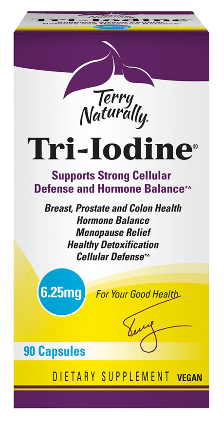 TriIodine 6.25 90