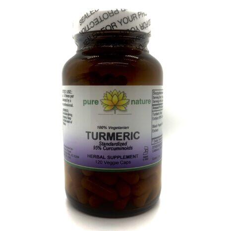 Turmeric 120 cap