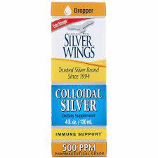 silver wings 4oz 500