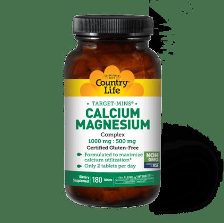 Calcium Magnesium Complex 180
