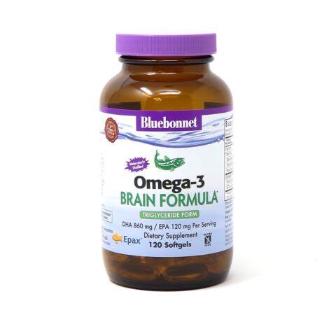 omega 3 brain 120