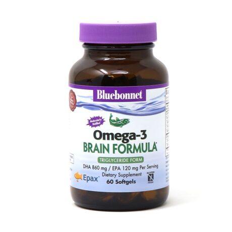 omega 3 brain 60