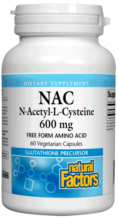 NAC N-Acetyl-L-cysteine