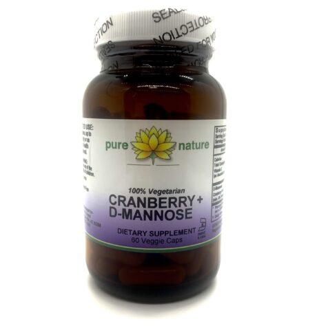 Cranberry D-Mannose 60