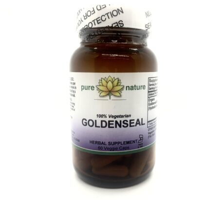 Goldenseal 60