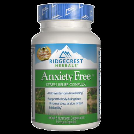 Anxiety Free 60