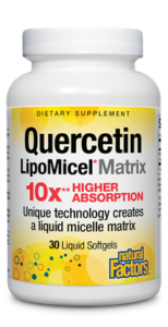 LipoMicel Quercetin 30